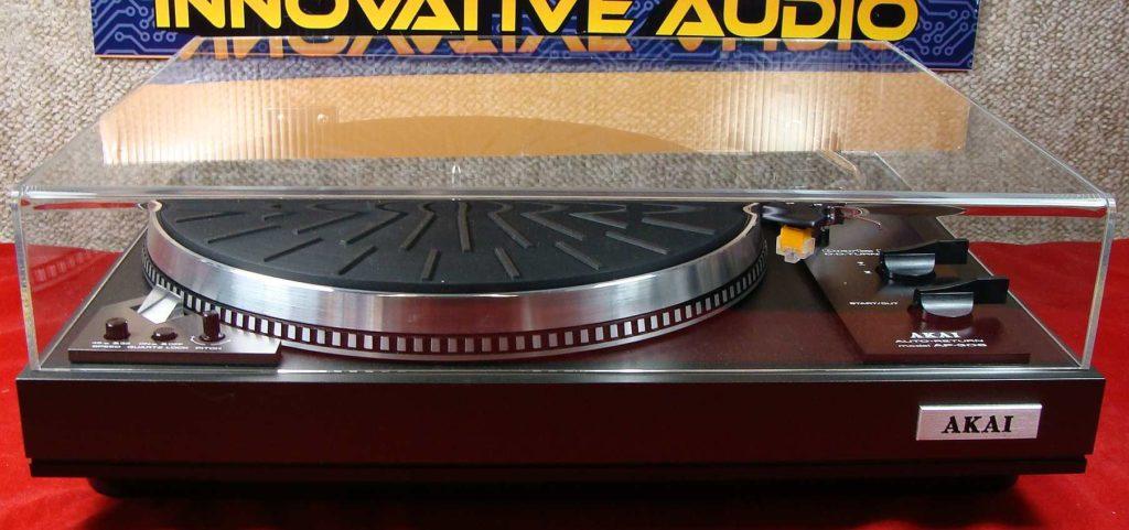 Akai AP-306 Turntable – Innovative Audio