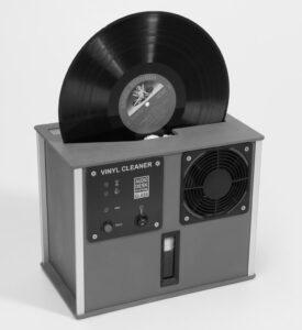 audio desk cleaner