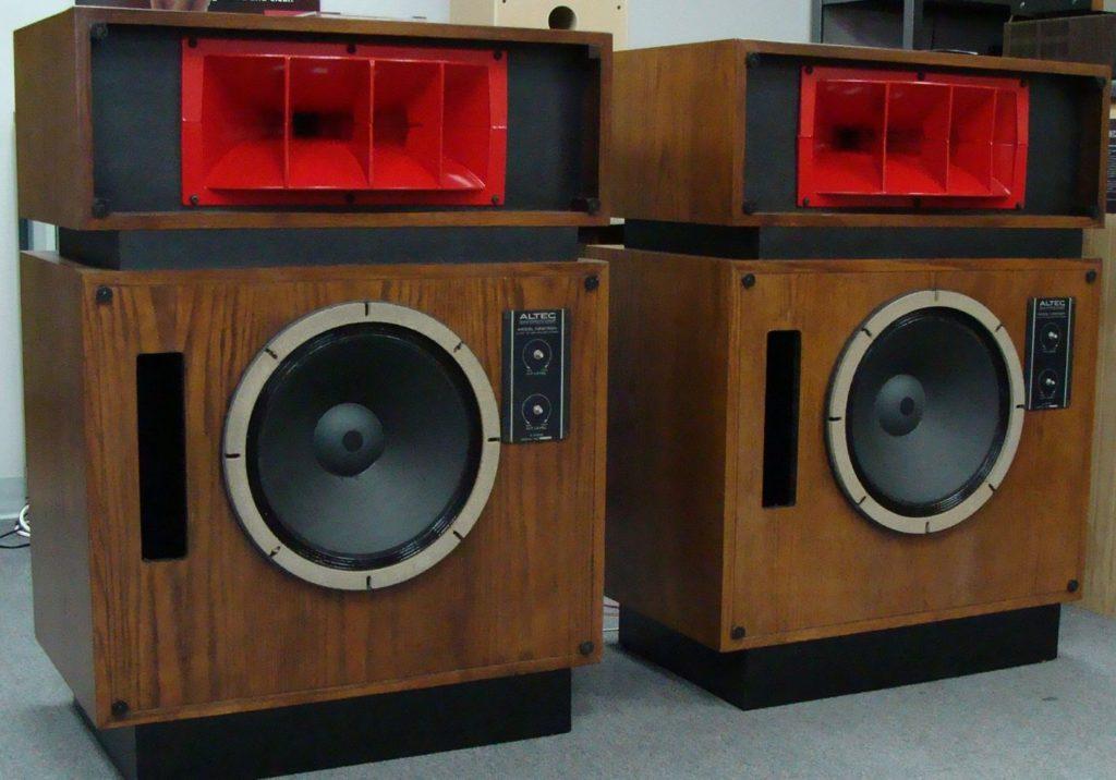 Altec Lansing Model 19 Speakers – Innovative Audio