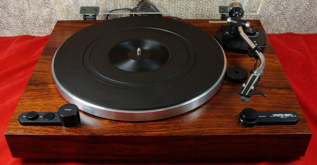 Innovative Audio Micro Seiki MB-14 front – Innovative Audio