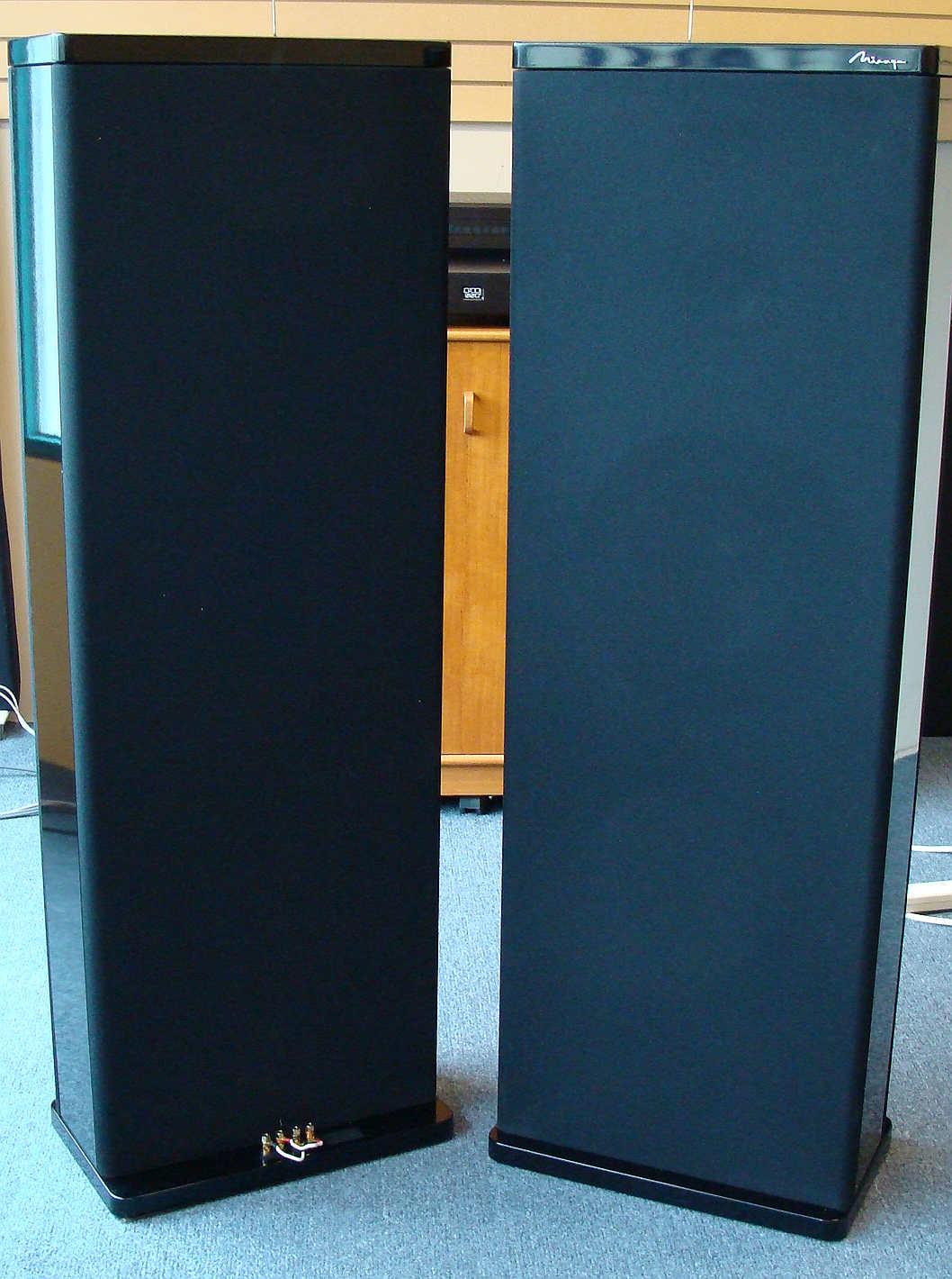 Innovative Audio Mirage M-3si speakers – Innovative Audio
