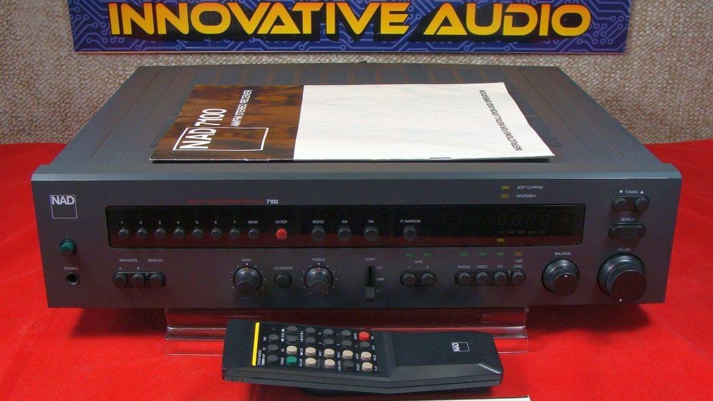 Innovative Audio NAD 7100 F – Innovative Audio