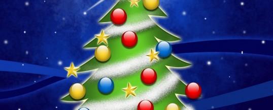 Christmas Holiday Hours 2020