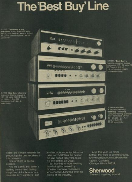 Vintage Audio Ads – Innovative Audio