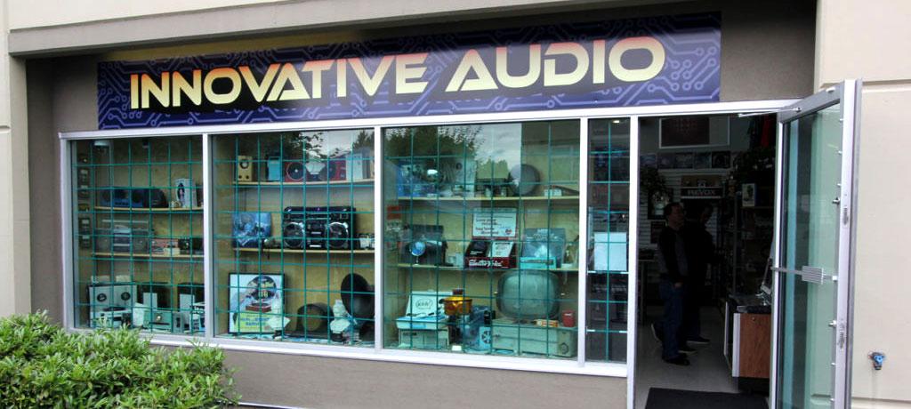 Innovative Audio – Canada's Largest Vintage Audio Emporium