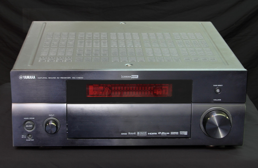 Receiver Shoot-Out: Vintage vs  High-Tech – Innovative Audio